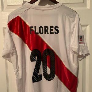 Peru 🇵🇪 Soccer Jersey by Umbro